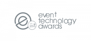 The logo for the Event Technology Award 2017 that Eventmobi won