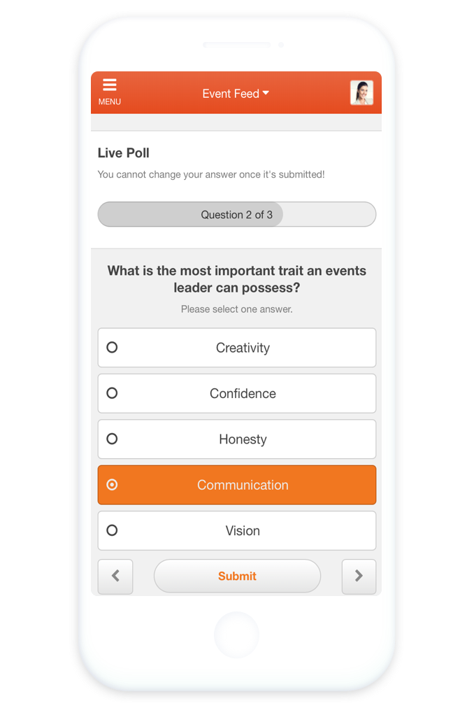 Event_App_Polls_and_Surveys - Engagement